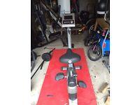 Roger black excercise bike