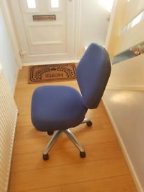Swivel chair adjustable
