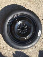 Spare Tire Toyota Corolla