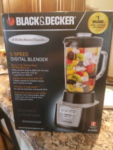 Black & Decker 5 speed blender
