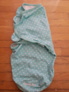 Summer Infant Swaddle Me Sleep Sack size Small