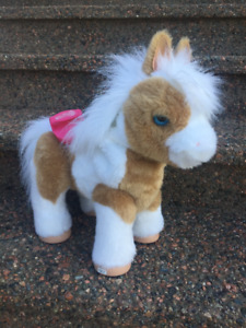 Baby Butterscotch Furreal Pony