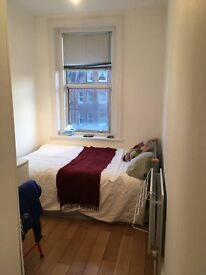 Double room in a friendly flat, from 09 April, NW3