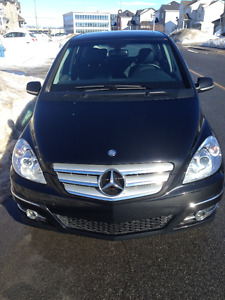 2011 Mercedes-Benz B200 Turbo extended warranty 160,000 kms