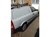 Vauxhall Astra van diesel 10 months mot