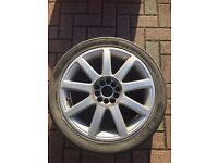 Rs4 alloys replicas multi fit 5x112 and 5x100