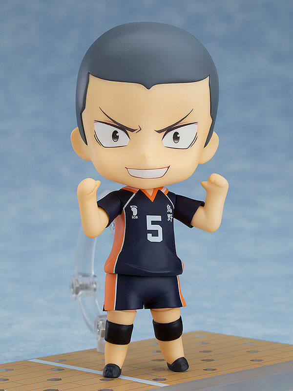 Toru Oikawa Uniform Ver Nendoroid Haikyuu! Good Smile Company Japan NEW***