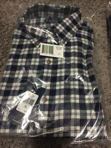 Brand-new chaps men's shirts