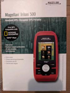 Megellan Triton 500
