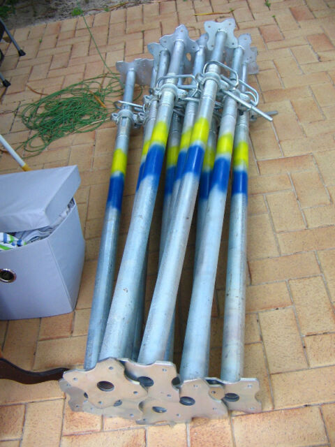 Acrow Prop Amp Temp Fence Hire Greenwood Perth Wa