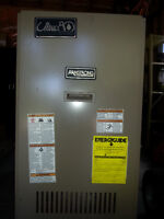 ULTRA 80 By Armstrong  Air Forced Air Oil Furnace