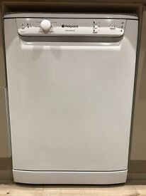 Hotpoint Aquarius full-size dishwasher - like new