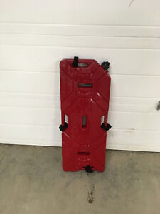 ATV fuel jerry can