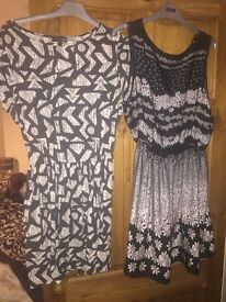 Ladies topshop dresses