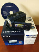 Sony Handycam 60 GB HDD Video Camera
