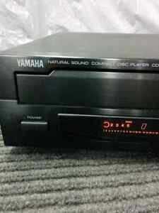 Yamaha CDC-655 compact disc player West Island Greater Montréal image 3