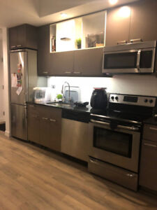 Transfer Lease for Two Bedrooms Apt, Furnished for Low Price