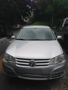 2008 Volkswagen Golf city Manual