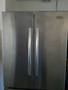 Kitchen Aid Stainless Steel Refrigerator