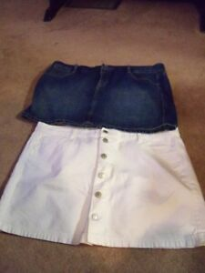 Womens Skirts (Old Navy), Size 16, Various Styles/Colours, Shoes