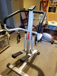 Vertical Climber Cardio Exercise Body Workout with Monitor
