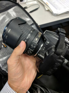Nikon D5000 in mint condition