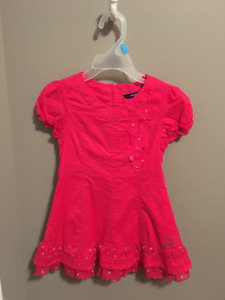 Tags on. Never worn. Dress. 18-24 months.