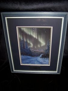 "LIMITED EDITION ""TRAIL OF HOPE"" by GLEN SCRIMSHAW 2009."