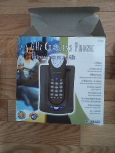 Brand new cordless phone