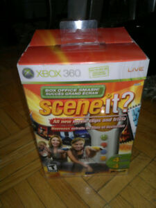 (Brand new) Scene It? Box Office Smash Bundle (Xbox 360)