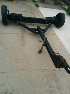 TOW DOLLY ( FOR RENT )   $45.00                     226-246-0410