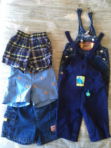 Assorted Boy's Clothes, 0-6 months
