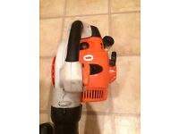 Stihl BG86 leaf blower great starter and runner