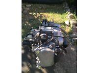 Gilera runner St. 125 engine