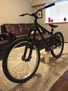 Gary Fisher Dirt Jumper Single Speed Bicycle