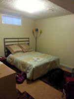 NE Room with semi-private suite for rent June 16