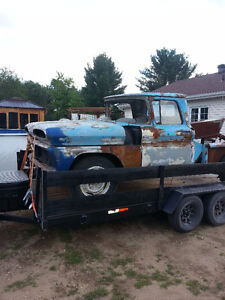 1960 chevrolet truck for parts