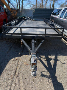 Utility Trailers For Sale Ontario >> Utility Trailer | Kijiji in Hamilton. - Buy, Sell & Save ...