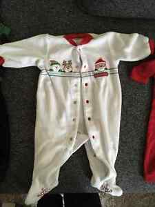 Christmas outfits - 0-3 months Peterborough Peterborough Area image 2