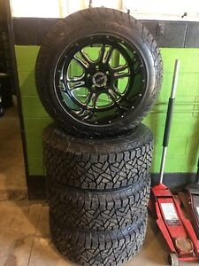 Dodge Ram Rim & Tire Package!!!!
