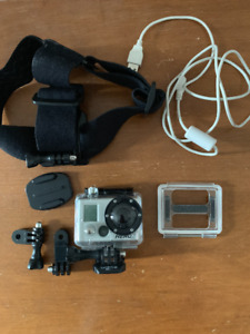 Gopro Hero 2 in new condition with accessories