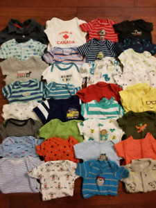 Boys Baby Clothes, Size 0-3 months