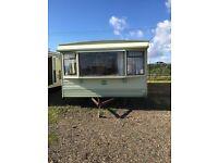 Static Caravan For Sale- Cosalt Rimini-Size 35x12-2 Bedrooms