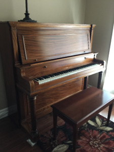 Antique Piano for Sale! $200!