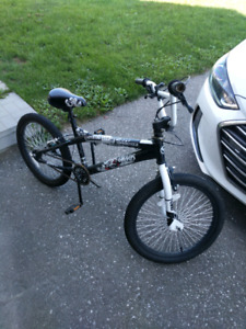 BMX Bike with pegs