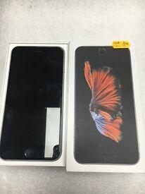 iPhone 6S+ Vodafone /Lebara, VGC , boxed £359.99