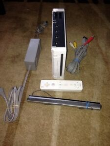 Nintendo Wii With all cable 1 controller