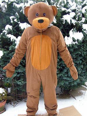 Teddy Bär Kostüm Karneval Karnevalskostüm Faschingskostüm Junggesellenabschied - Teddybär Kostüm