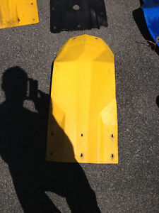 Skidoo Belly Pans Protector