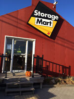 Storage Available - Big & Small!!!